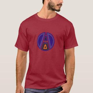 Monogramm A T-Shirt