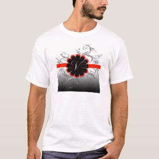 Monogramm-Buchstabe V T-Shirt