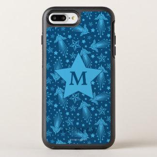 Monogramm des Wunder-Frauen-Symbol-Muster-| OtterBox Symmetry iPhone 8 Plus/7 Plus Hülle