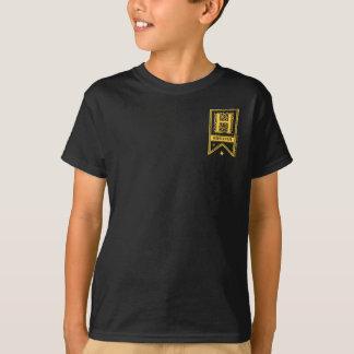 Monogramm-Fahne Harry Potters | Gryffindor T-Shirt