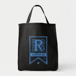 Monogramm-Fahne Harry Potters   Ravenclaw Tragetasche