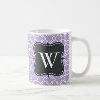 Monogramm-Kaffee-Tasse Kaffeetasse