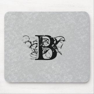 Monogramm Mousepad