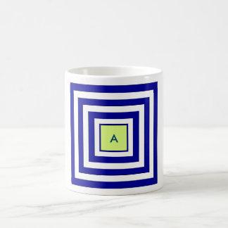 Monogramm - N Kaffeetasse