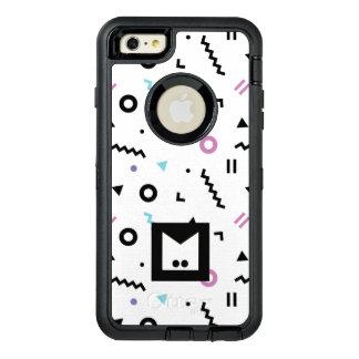 Monogramm-Reihe: Memphis fest in den Neunziger OtterBox iPhone 6/6s Plus Hülle