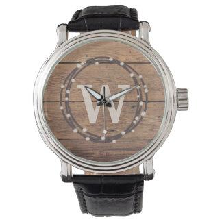 Monogrammentwurf Uhr