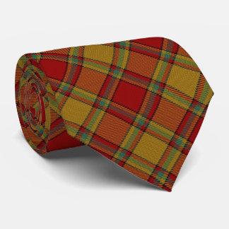 MonogrammTartan Clan Scrymgeour Buchstabe-S Individuelle Krawatte