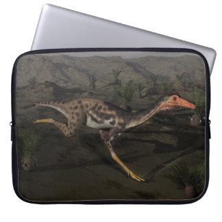 Mononykus Dinosaurier bis zum Nacht Laptop Sleeve