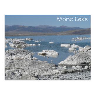 Monosee, CA Postkarte