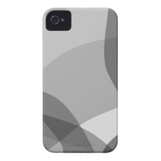 Monotones Weiche iPhone 4 Cover