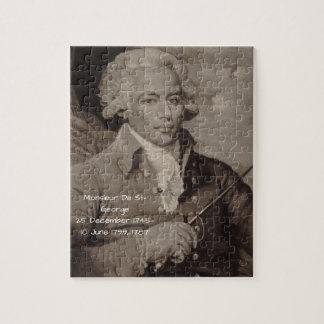 Monsieur De St George Puzzle