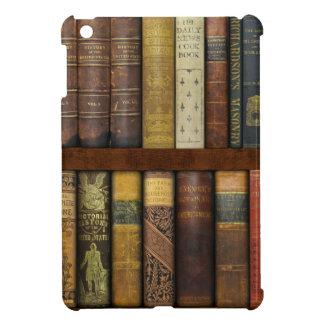 Monsieur Fancypantaloons' Instant Library Bookcase iPad Mini Hülle