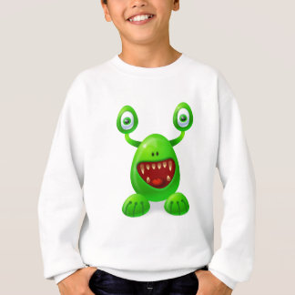Monster 3 sweatshirt