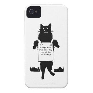 Monster Cat iPhone 4 Etuis