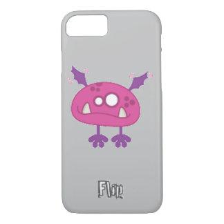 "Monster ""drehen"" Cellphone-Kasten um iPhone 8/7 Hülle"