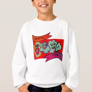 MONSTER-FREUNDE SWEATSHIRT