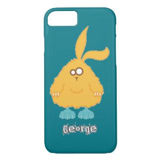"Monster-""George"" Mobiltelefon-Kasten iPhone 8/7 Hülle"