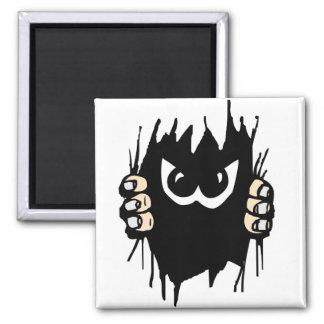 Monster in meinem Magneten! Kühlschrankmagnete