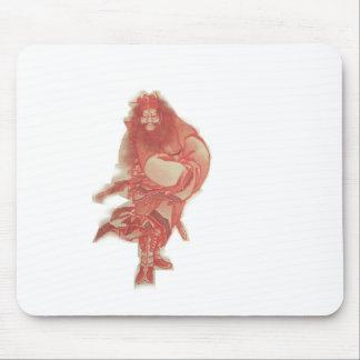 Monster-Jäger Mousepad