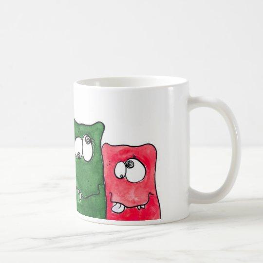 Monster-Kaffeebecher Tasse