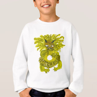 Monster-Lilie Sweatshirt
