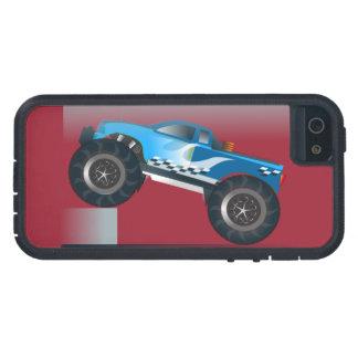 Monster-LKW Speedway-Liebhaber Entwurf Tough Xtreme iPhone 5 Hülle
