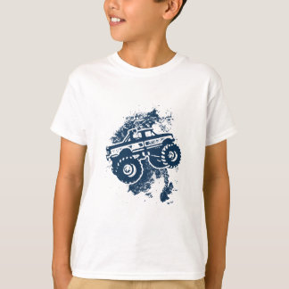 Monster-LKW T-Shirt
