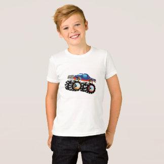 Monster-LKW-T - Shirt für Jungen