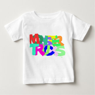 Monster-LKWs Baby T-shirt