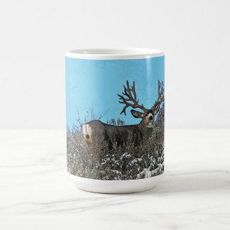 Monster-Maultierhirschdollar Kaffeetasse