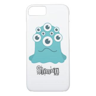 """Monster """"Slimon"""" Mobiltelefon-Kasten iPhone 8/7 Hülle"""