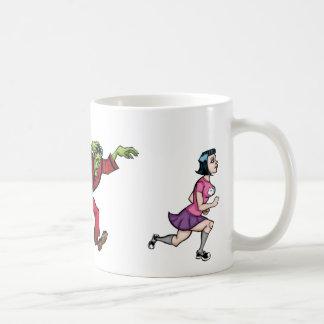 Monster-Verfolgungs-Tasse Taras normale Kaffeetasse