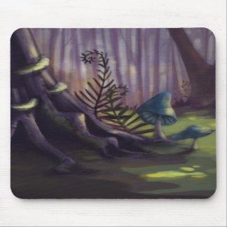Monster-Wald Mauspads