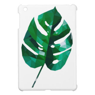 Monstera Blatt-Entwurf iPad Mini Hülle