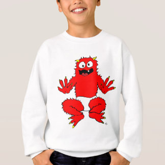 Monsterkleinkind Sweatshirt