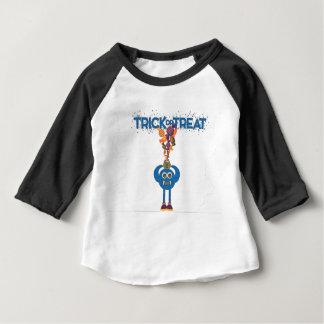 Monstertrick- oder -Leckereikleinkindt-stück Baby T-shirt