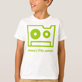 Monstrinho der Mama T-Shirt