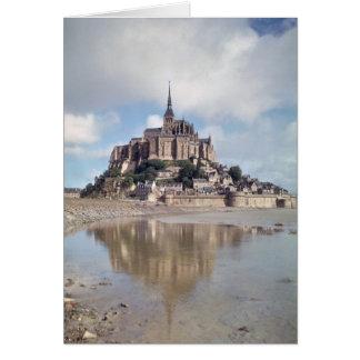 Mont Saint-Michel Karte