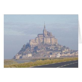 Mont Saint Michel Karte