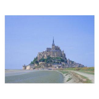 Mont Saint Michel Postkarte