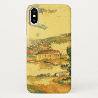 Mont Sainte Victoire durch Paul Cezanne, Vintage iPhone X Hülle