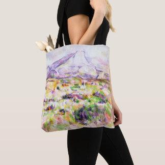Mont Sainte-Victoire von Les Lauves Tasche