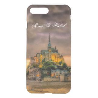 Mont St. Michel iPhone7 plus klaren Fall iPhone 8 Plus/7 Plus Hülle