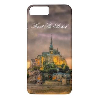 Mont St. Michel iPhone 7 Plus kaum dort iPhone 8 Plus/7 Plus Hülle