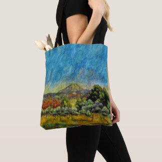 """""""Montagne Sainte Victoire"""" durch Renoir Tasche"""