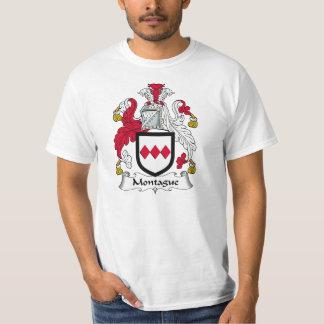 Montague Familienwappen T-Shirts