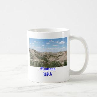Montana-Berge Kaffeetasse