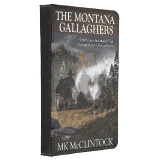 Montana Gallagher zünden Kasten an Kindle Hülle