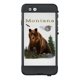 Montana LifeProof NÜÜD iPhone 6 Hülle