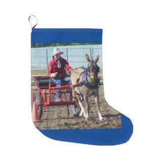 Montana-Maultier-Tage Großer Weihnachtsstrumpf